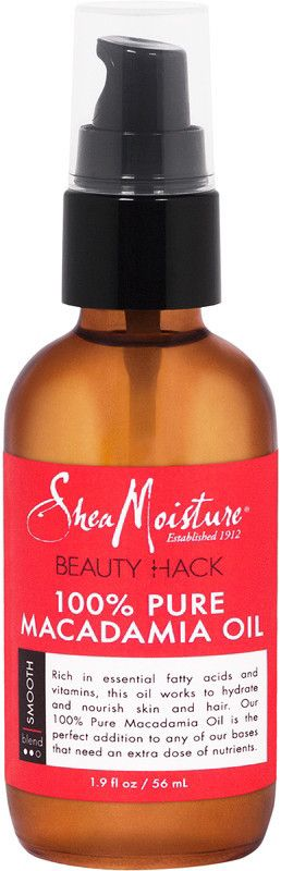 Shea Moisture SheaMoisture Beauty Hack 100% Pure Macadamia Oil