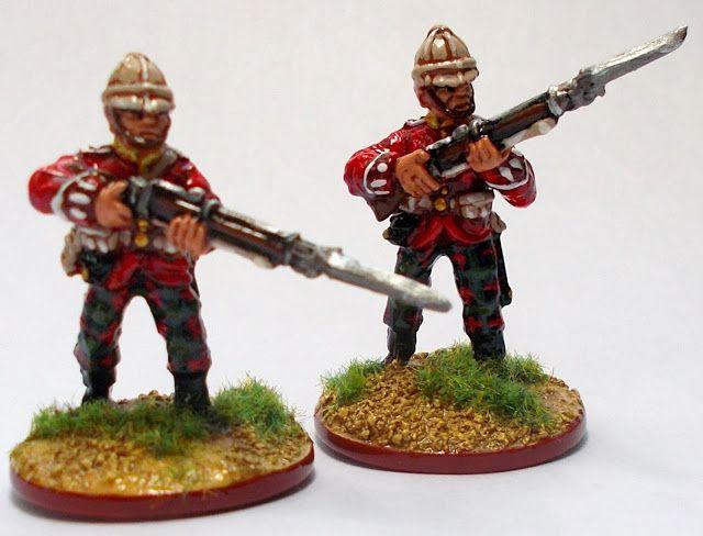 Rivals Colonial Miniatures