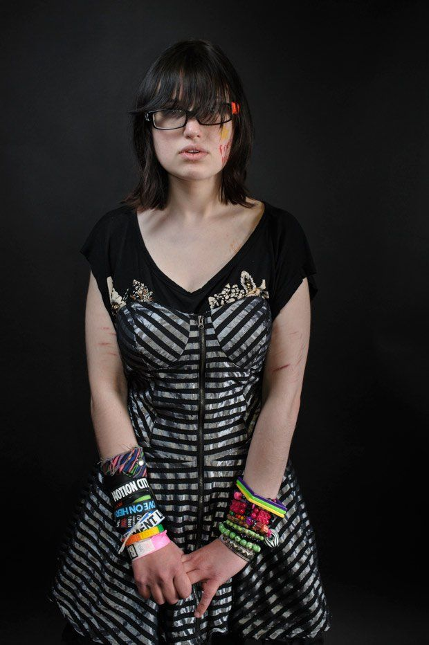 Le foto di chi non può andare al ballo di fine anno: i teenager omosessuali. Il progetto di Zoe Perry-Wood. #photography #art #love