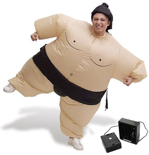 Fantasia Inflável Lutador de Sumô: Costumes Sumo, Sumo Costumes, Costumes Suits, Sumo Kostüm, Sumo Wrestlers Costumes, Parties Suits, Inflatable Sumo, Sumo Suits, Dresses Costumes