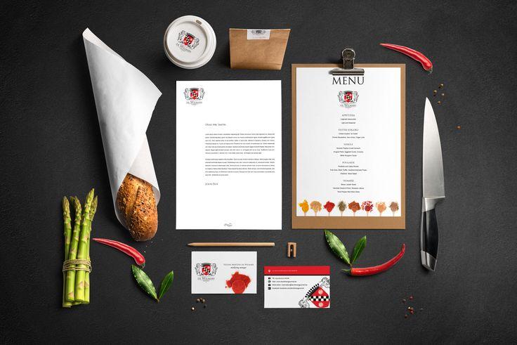 Branding - de Wilmars Gourmet