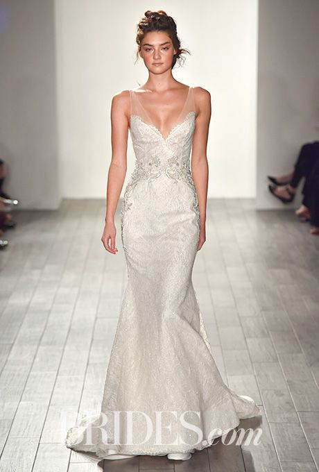 Lazaro Fall 2017 In 2018 So Many To Choose From For 1 Man White Printed And Colored Pinterest Wedding Dresses Bridal