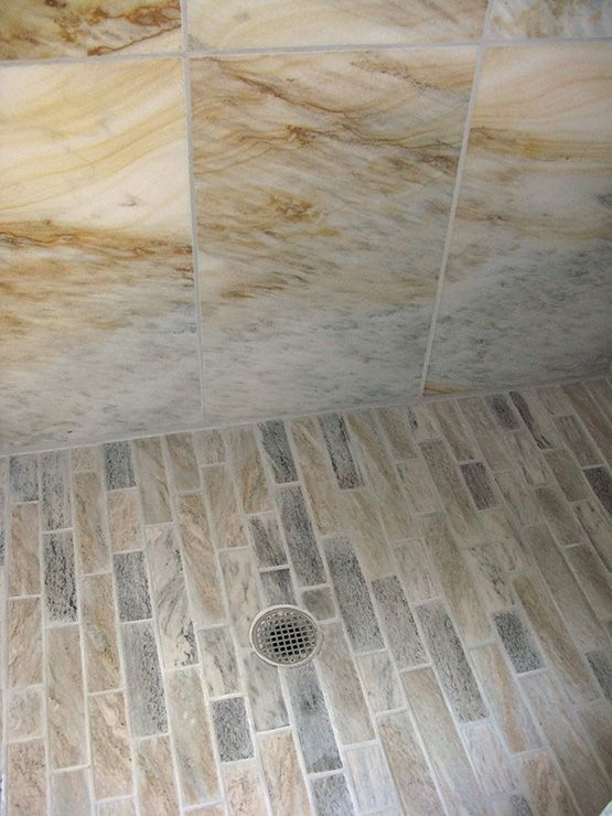 Best 25 Stone Shower Floor Ideas On Pinterest Pebble