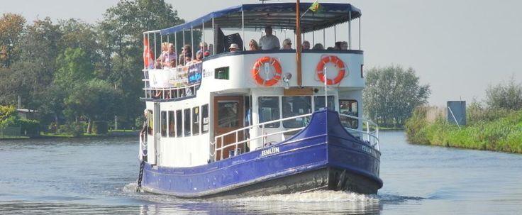 Eemlijn Fietsboot Amersfoort