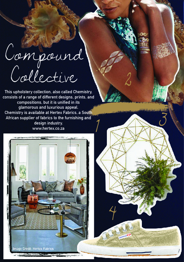 Compound Collective:  Metallic trends bthings.me