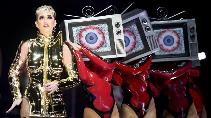 Katy Perry ofrecerá el 28 de junio en Barcelona su único concierto en España con Witness The Tour