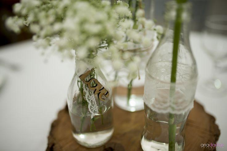 Detalhes da decor do noivado da Cami e do Jacob