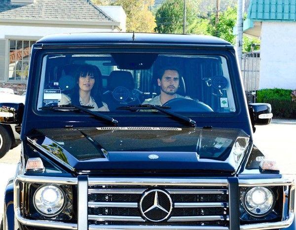 Mercedes G-Wagen (© Rex Features)