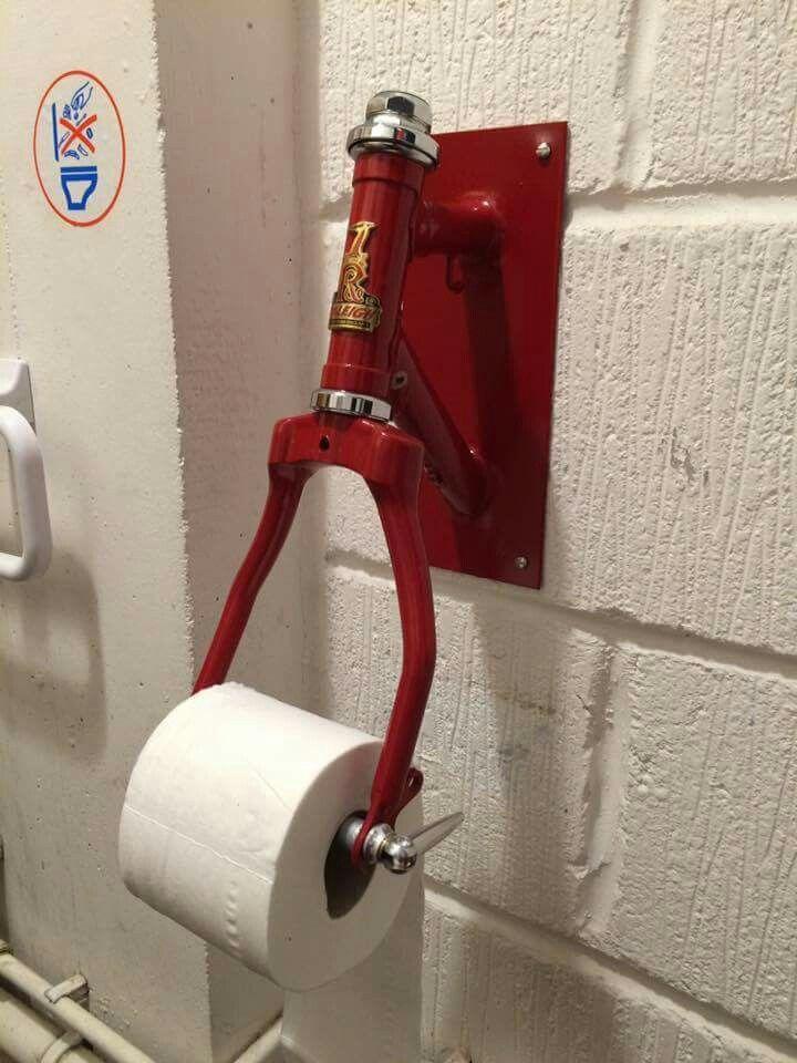 Toilet paper roller
