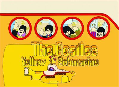 we all live in the yellow submarine