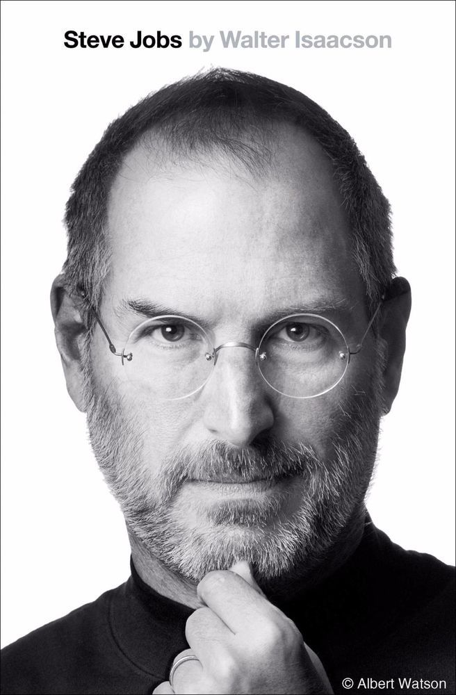 """Steve Jobs is the authorized biography of Steve Jobs. Based on more than forty interviews with Jobs conducted over two years—in addition to interviews with more than one hundred family members, friends, adversaries, competitors, and colleagues—Isaacson was given """"unprecedented"""" access to Jobs's life.   eBay!"""