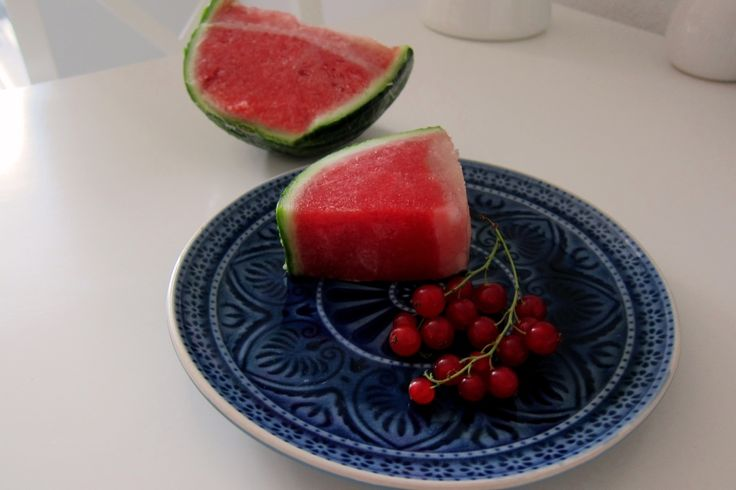 frozen watermelon