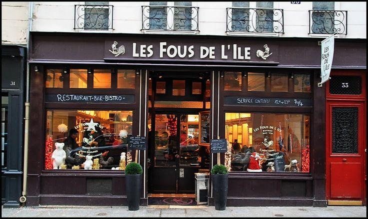 Les Fous de L´Ile, Rue des Deux Ponts 1.1.2011 ... C