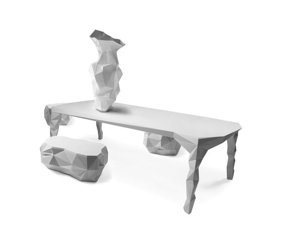 plastic baroque furniture minimalist interior design