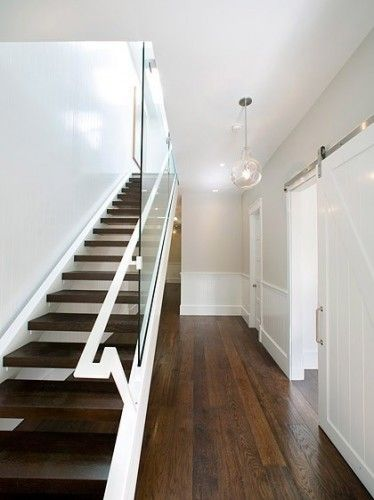 26 best whitewashed floors images on pinterest flooring for Townhouse flooring ideas