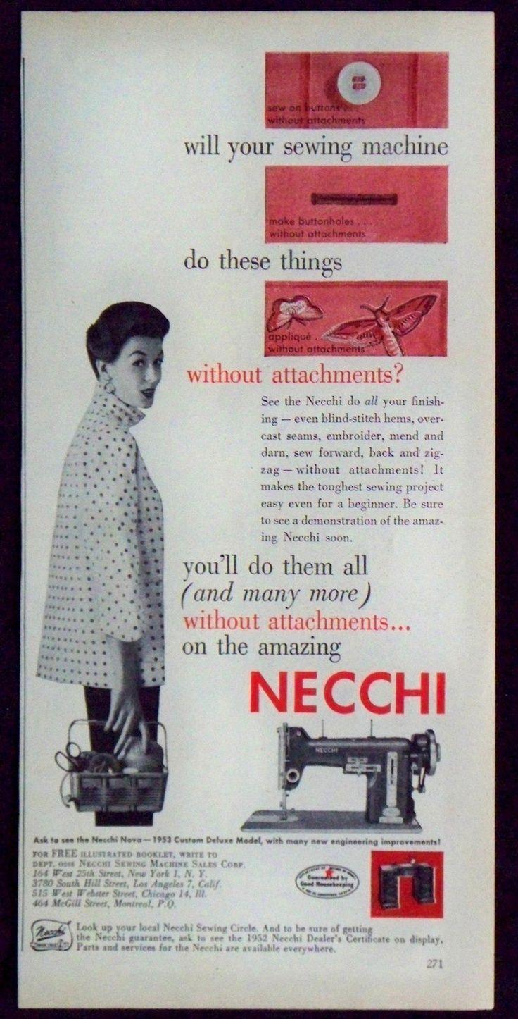 necchi bu sewing machine manual