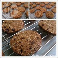 Rezeptbild: Englische Vollkornkekse (Digestive Biscuits)