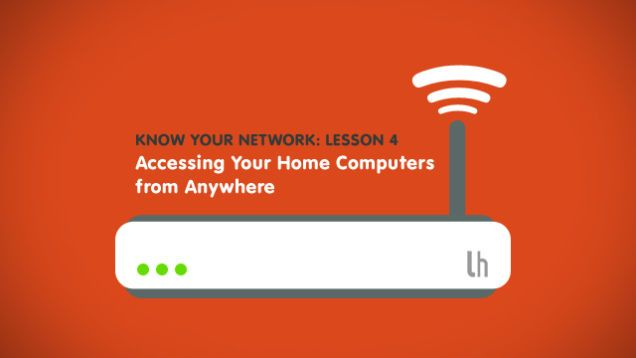 You've picked out your hardware and set up the basics, and configured your network to perform at its best and fastest. Now it's time to open the gates to the outside world. In this lesson, we're going to walk you through how to set up your router so you access your home computers from anywhere—and with your own friendly, easy-to-remember URL.