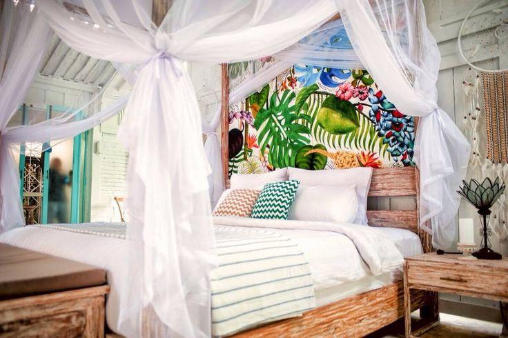 Dream bed. Villa Atap Putih - by soobalivillas - Villas for Rent in Kuta Utara