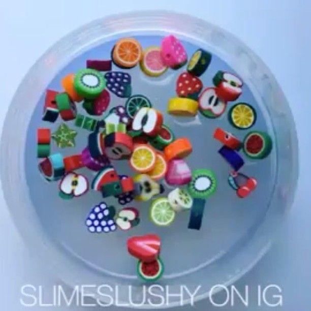#Amazing Fruit Slime EVER!!