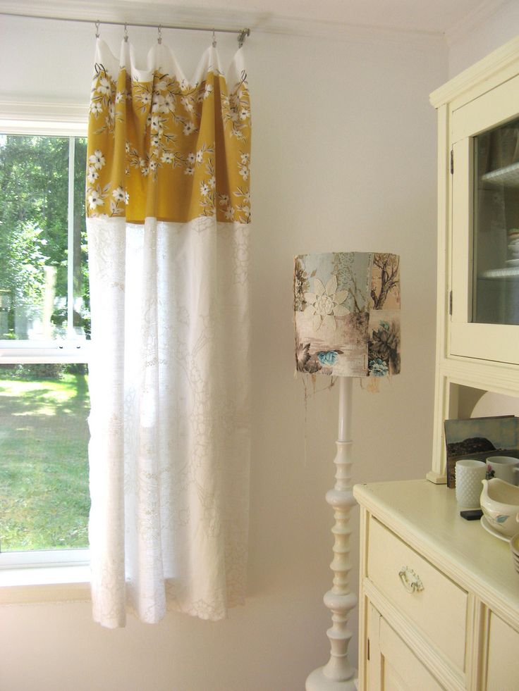 Easy DIY Turn Tablecloths Into Curtains We Can Use The Ones From Our Wedding Since Well Likely Not Them On Tables