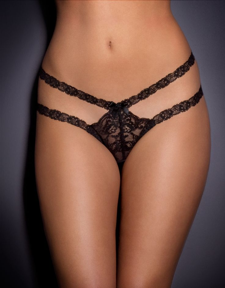 Knickers by Agent Provocateur - Chiki Thong