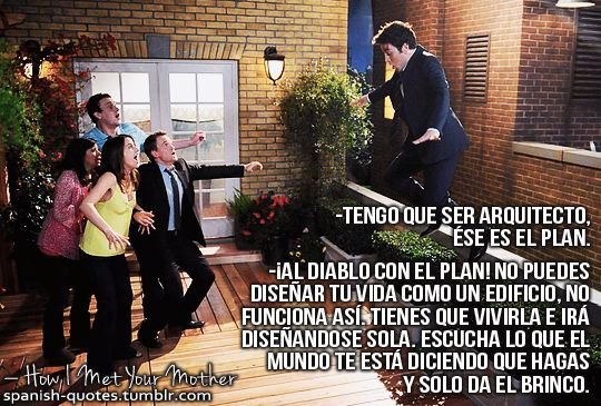 How I Met Your Mother - Quote/Frase