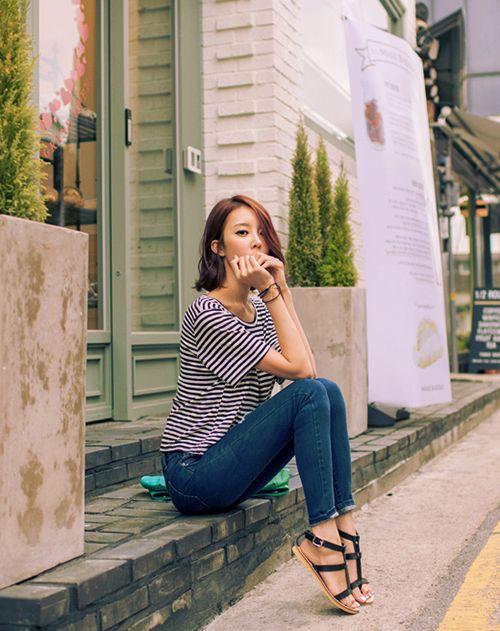 17 Best Ideas About Korean Street Styles On Pinterest Asian Street Fashion Korean Street