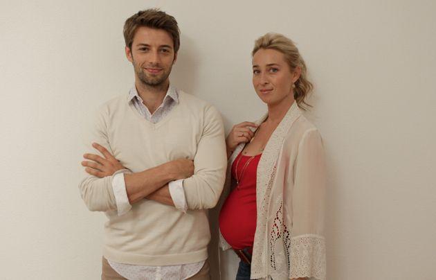 Offspring season 4 - Nina and Lawrence