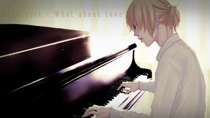 ⌜Nightcore⌝ → What About Love (Austin Mahone) [Acoustic Cover]