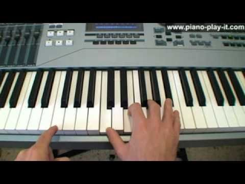 To read and watch the full piano lesson go to: http://www.piano-play-it.com/blues-chords.html In this piano lesson we'll learn how to add the 7th to blues ch...