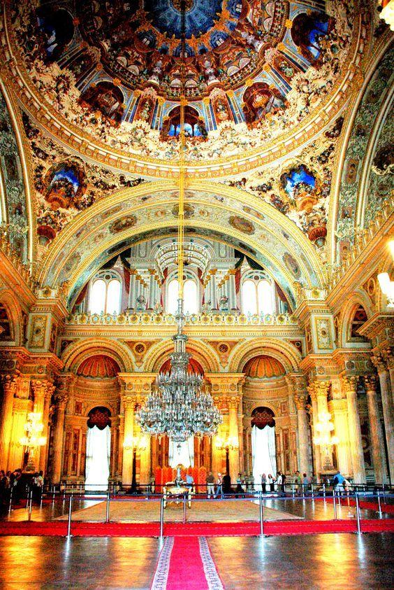 Istanbul - Dolmabahçe Palace