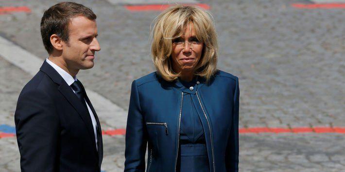 """Les regrets de Brigitte Macron : """"Je sais que j'ai fait du mal à mes enfants"""" #Peopolitique"""