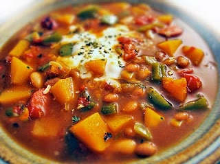 Gluten Free Soup recipes    http://glutenfreegoddess.blogspot.com/2008/01/gluten-free-chili-soup-stew-recipes.html