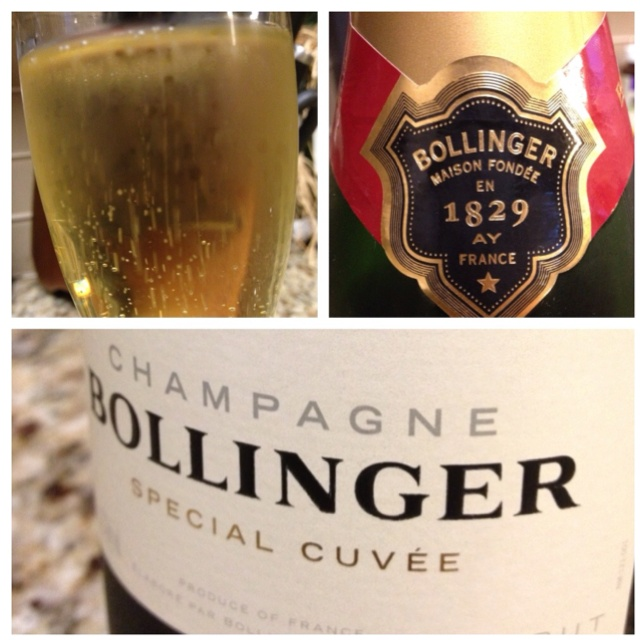Bollinger. Enough said.