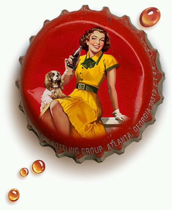 I love coca-cola