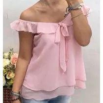 Blusas Campesinas Limonni Dama Elegantes De Mujer Moda 01
