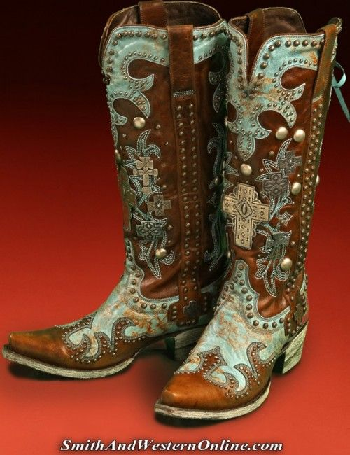 Dolores Smith of Smith and Western said she's excited about a collaboration between Double D Ranchwear and Lane Boots.