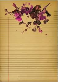 Image result for lined stationery printable templates vintage