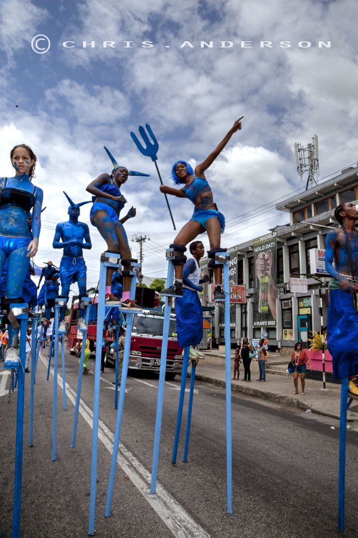 trinidad and tobago carnivals The internet exploded with the color and vibes of trinidad and tobago carnival  2016 over the past few days the festival's main attraction.