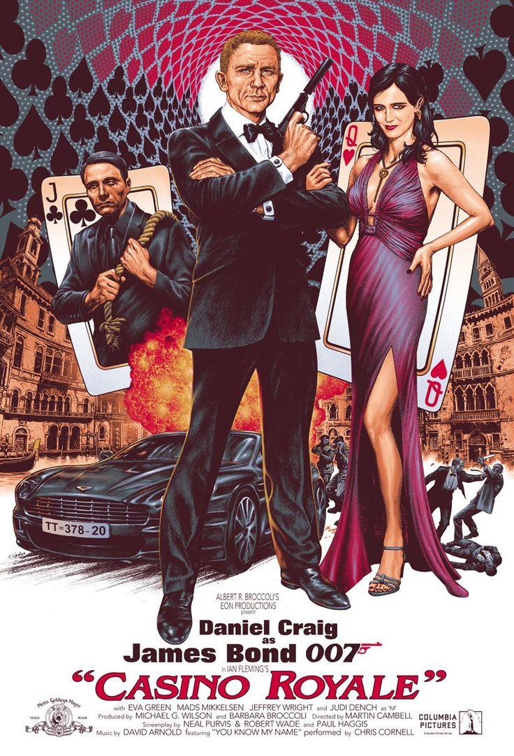James Bond - Casino Royale - Chris Weston ----                                                                                                                                                                                 More