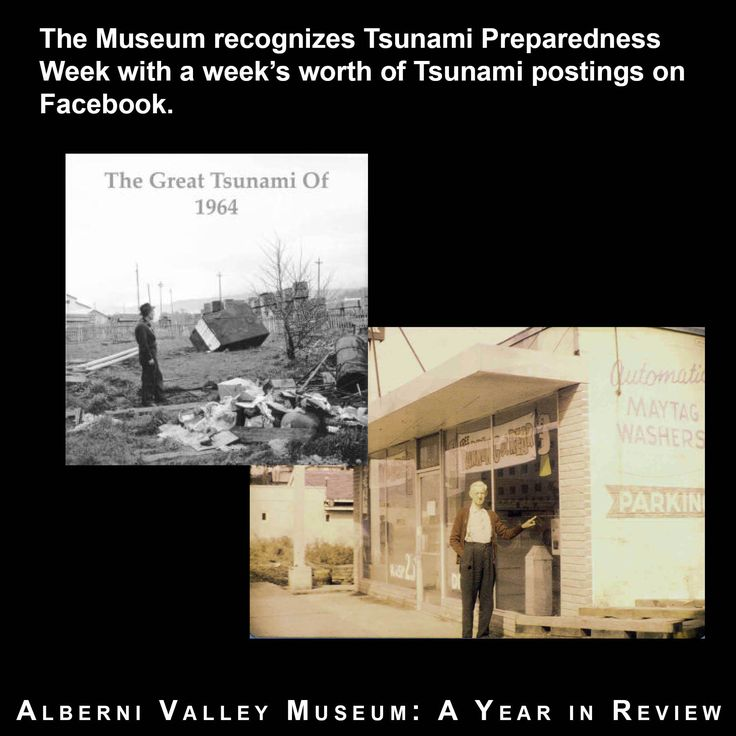 Alberni Valley Museum 2016 Year in Review No. 10