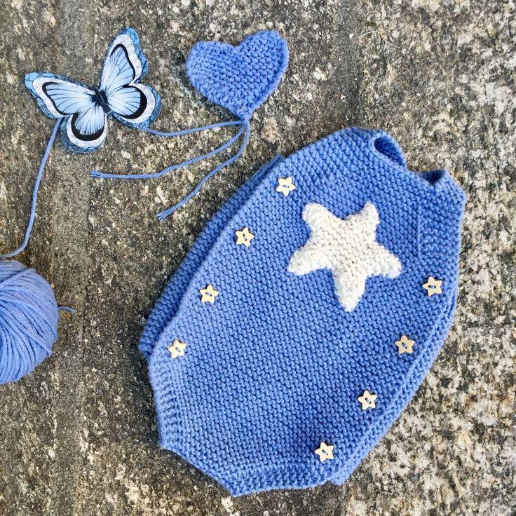 Mejores 481 imágenes de agujas bebe en Pinterest | Tejido para bebé ...