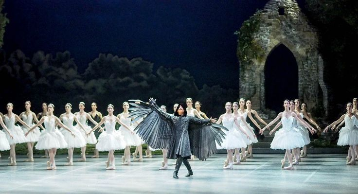 Martina Arduino in Ratmansky's Swan Lake – a ballet star is born at La Scala? - Mick Zeni as Rothbart