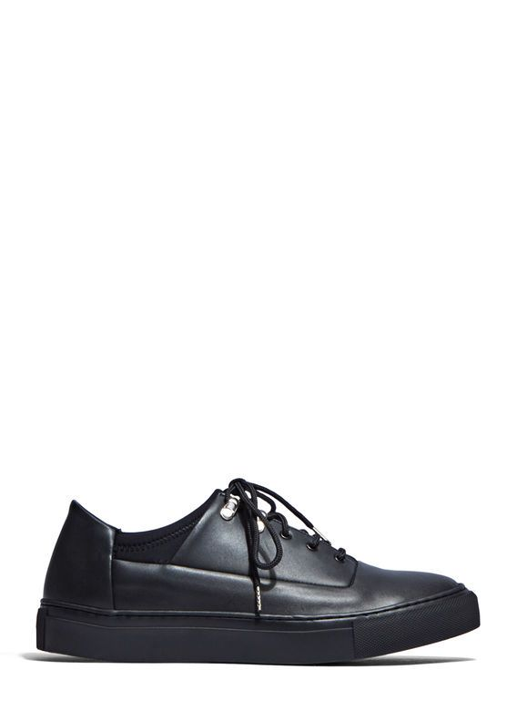 Women's Trainers - Shoes | Shop Now at LN-CC - OLOF Low-Top Lace-Up Sneakers