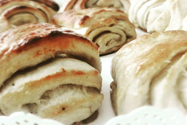 #leivojakoristele #kanelipullahaaste Kiitos @sarahruut