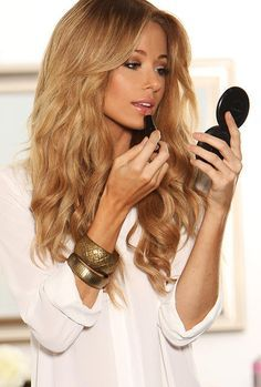 caramel blonde hair color - Google Search
