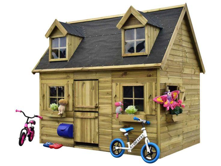 Spielhaus Barcelona Kesseldruckimpragniert Spielhauser Kinderwelt Holzprofi24 In 2021 Spielhaus Kesseldruckimpragniert Haus