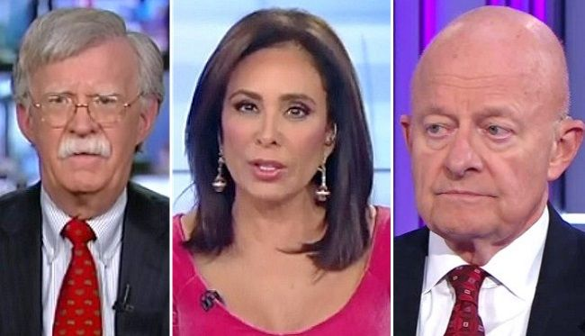 Clapper under fire for calling Trump a Russian asset: 'He just accused the president of treason, essentially'