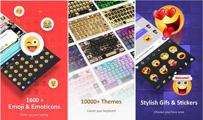 Top 8 Free Best Emoji App for Android User 2017. Discover and Download awesome Emoji Keyboard app to make more fun while messaging or chatting.